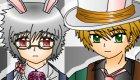 Игра Аниме Знакомства Бродилка (Anime Game)